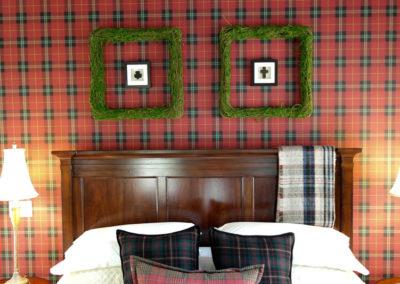 The Irish Suite Bedroom